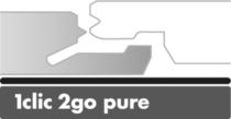 Icon von 1clic 2go pure